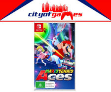 Mario Tennis Aces Nintendo Switch Game Brand New & Sealed