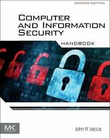 Computer and Information Security Handbook by John R. Vacca (2013, Hardcover)