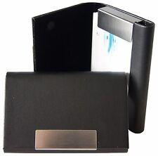 edele Visitenkartenetui Magnetverschluss Visitenkartenhalter Visitenkartenbox