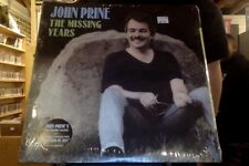 John Prine The Missing Years 2xLP sealed 180 gm vinyl