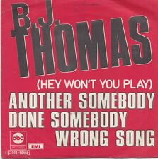 BJ Thomas-Another Somebody vinyl single