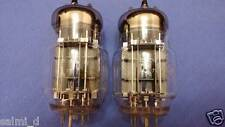 6s33s-v = 6s18s-v / 6c33c-v = 6c18c-v hi-end amp triode tubes. lot of 2 used