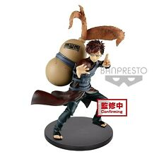 Gaara Figure Statue Naruto Race Ninja 17cm Banpresto Series Vibration Stars