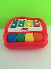 Little Tikes Tap A Tune Piano Xylophone Toy Gift