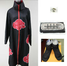 COSPLAY NARUTO Costume Konan Headband shoes Anello Headdress FLOWER csn021