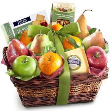 Golden State Fruit Classic Fresh Fruit Gift Basket