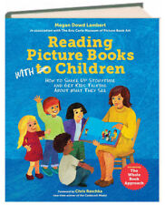 Reading Picture Books with Children Megan Dowd Lambert (Hardcover) FREE ship $35