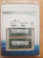 Crucial 4GB Kit (2 X 2GB) DDR3 1066 SODIMM Memory for MAC