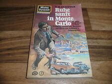 C.H. Guenter -- MISTER DYNAMIT  # 62  // RUHE SANFT in MONTE CARLO // Pabel 1979