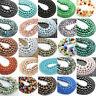 Wholesale Gemstone Loose Beads Jewelry Making 4mm 6mm 8mm 10mm DIY Jewelry