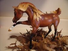 "Breyer Sahran Custom To a Gorgous Silver bay "" Akeem"""