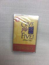 "(Fl) Factory Sealed Cassette Tape ""Make It Happen This Time.Commitment� Quantum"