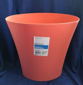 Sterilite 3+ Gallon Slim Oval Wastebasket Bin Trash Can NEW Home Essentials