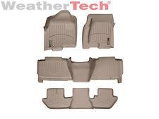 WeatherTech DigitalFit FloorLiner - Cadillac Escalade ESV - 2003-2006 - Tan