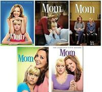 MOM: The Complete Series Seasons 1-5 DVD (15 DVD DISCS)