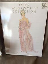 Robert Tonner Tyler Wentworth 2001 Paper Doll Collection Awesome! Mint!