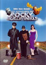 Les Aventures de Rocky et Bullwinkle (De Niro) - DVD neuf sous Blister