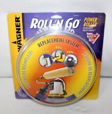 New Wagner Roll 'N Go Replacement System With Lock -N- Go Technology Unopened