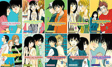 KIMI NI TODOKE From Me to You Series MANGA by Karuho Shiina Collection Set 1-10!