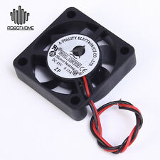 DC 5V 0.15A Superthin Double-Wired 7 Blade Cooling Fan 30x30mm UK