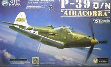 1/32 Bell P-39 Q / N Airacobra Model Kit by Kitty Hawk Models