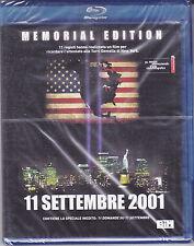 Blu-ray **11 SETTEMBRE 2001** nuovo 2002