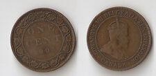 Canada 1 cent 1905