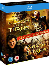 Clash Of The Titans / Wrath Of The Titans Blu-Ray