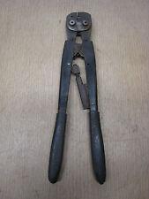 Molex ETC RHT-8200 Terminal Connector Hand Crimp Crimping Tool Crimper Used