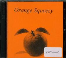 Orange Squeezy Wider Opps Replacement Cd'S 1 & 2 Mark Walker  Con Moto Publicati