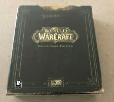 World of Warcraft Vanilla Collector's Edition (NEW & SEALED)