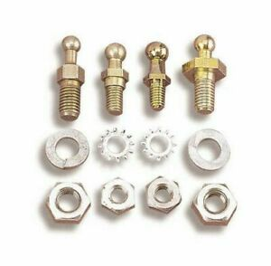 Quick Fuel 28-100QFT Holley Carburetor Throttle Cable Stud Assortment Ford Chevy