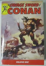 THE SAVAGE SWORD OF CONAN VOLUME 1 DARK HORSE BOOKS SC
