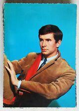 Carte postale vintage acteur Anthony PERKINS Ed. EDUG n° 272