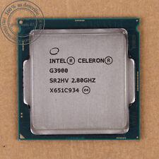 Intel Celeron Dual-Core G3900 - 2.8GHz (BX80662G3900) 1151 SR2HV CPU Prozessoren