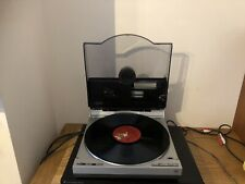 TECHNICS SL-7 QUARTZ DIRECT DRIVE TURNTABLE SYSTEM CARTDRIGE TECHNICS P202C
