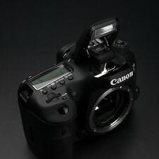 Gariz Metal Skin Sticker Canon 7DMK2 7D Mark II MS-7DMARKIIS Silver