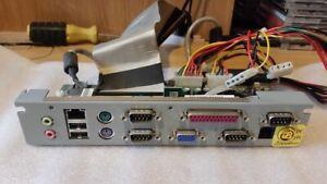 Partner PT-6900 PCB I/O Board, RS232, USB, LAN Etc. Tested + Working