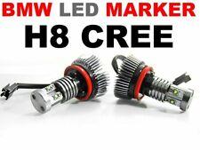 Pair BMW LED Lights MARKER H8 CANBUS LED CREE TYPE NL AKLM02-ED XINO NL