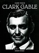 Gabe Essoe CLARK GABLE in francese