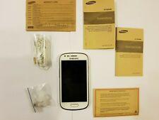 Samsung  Galaxy III mini GT-I8200N - 16GB - weiß (Ohne Simlock)...