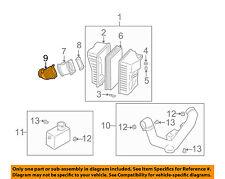 MAZDA OEM 02-06 MPV Air Cleaner-to Intake Hose Duct Tube AJ5113221