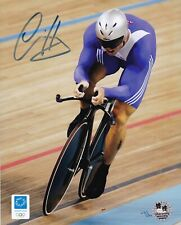 More details for chris hoy - olympics - athens 2004 - cycling - official team gb signed photo.