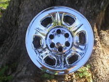 CHROME WHEEL SKINS FOR 13 14 15 16 17 NISSAN FRONTIER 15 INCH STEEL WHEELS