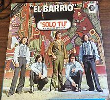 """""""Tejano Tex-Mex""""         """"El Barrio""""       """"Solo Tu""""            """"SEALED"""""""