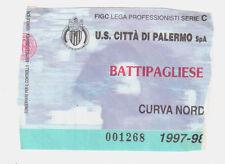 54200 Biglietto stadio - Palermo Battipagliese - 1997/1998