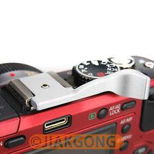 Thumb Up Grip Silver for Fujifilm X100 X10 X-pro Olumpus OM-D EM-5 PEN E-P3 E-P2