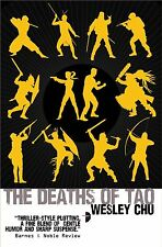 The Deaths of Tao (Lives of Tao), Good Condition Book, Wesley Chu, ISBN 97808576