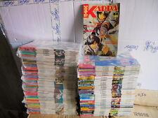 KAPPA MAGAZINE COMPLETA 1/86 + NUMERI SPECIALI 1/2 - STAR COMICS