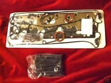VAUXHALL Astra 2.0 C20XE 20XE HEAD GASKET SET & BOLTS